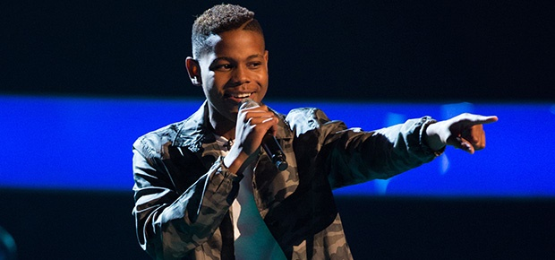 Meet the Zimbabwean-born singer taking the Voice UK by storm