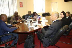 Chamisa meets Carter Centre observer mission