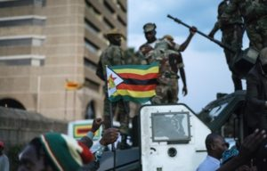 Impatient after Mugabe ouster, Zimbabwe soldiers 'to get houses': report