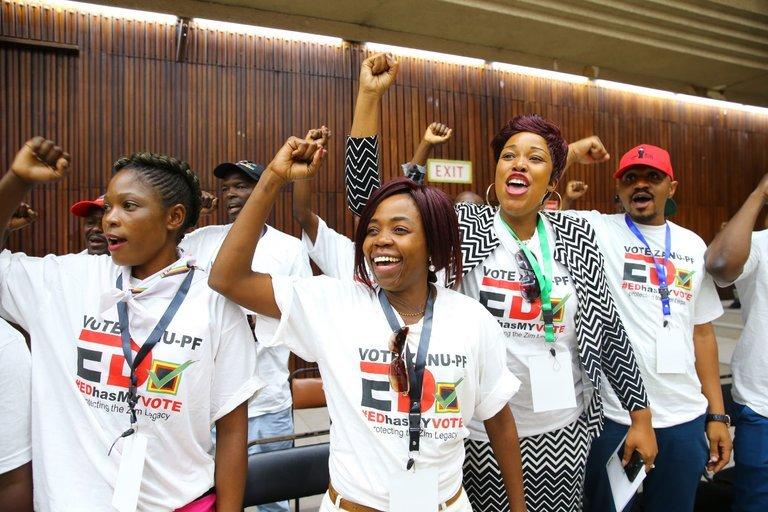 Emmerson Mnangagwa: Toward a New Zimbabwe