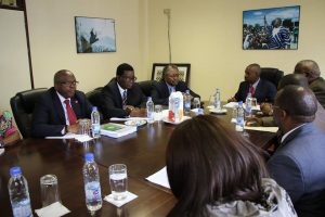 President Chamisa, party leadership meet SADC observer team