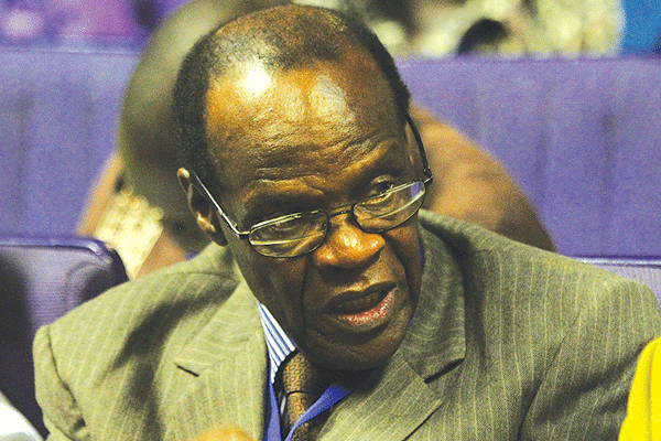Mudede refuses to disclose age