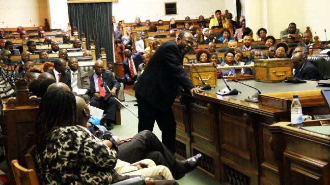 Caaz board incompetent – Parly