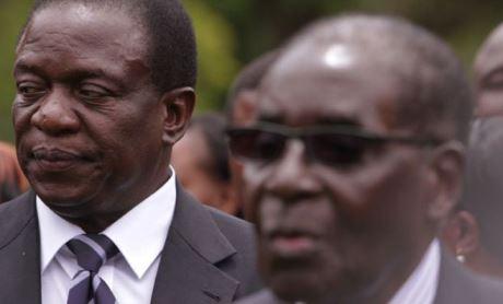 Mnangagwa, ousted Mugabe secret talks