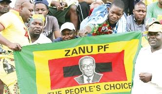 'Zanu PF a cult'