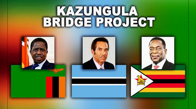 Kazungula Bridge – gateway to Sadc's North-South Corridor