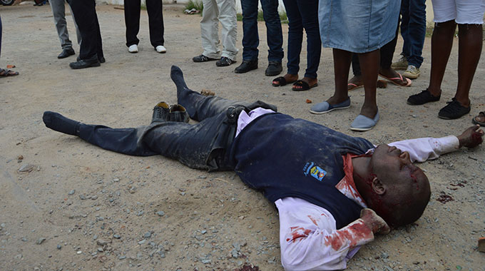 Canada condemns MDC-T for violence