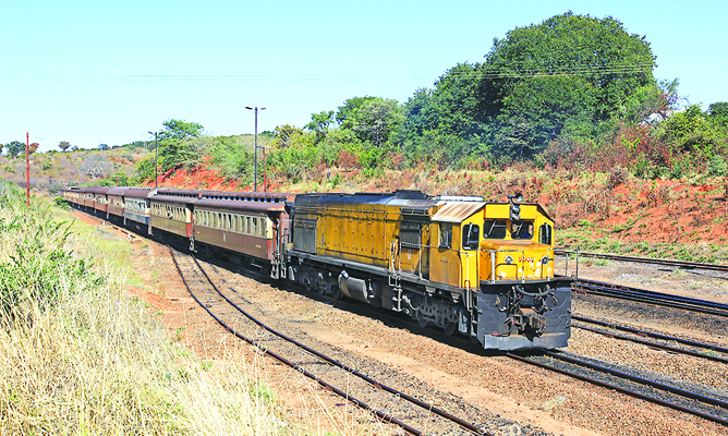 NRZ once life of industries in Zim