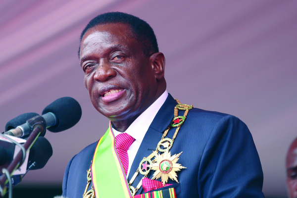 Mnangagwa promises policy clarity, consistency