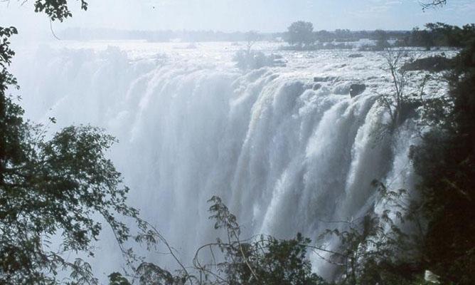 Zimbabwe inbound tourism hits record high