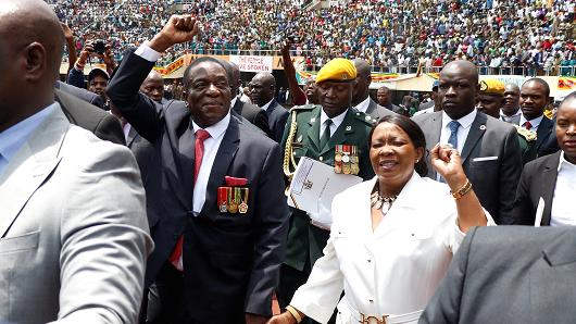 Zimbabwe: US could lift sanctions if Mnangagwa holds fair elections