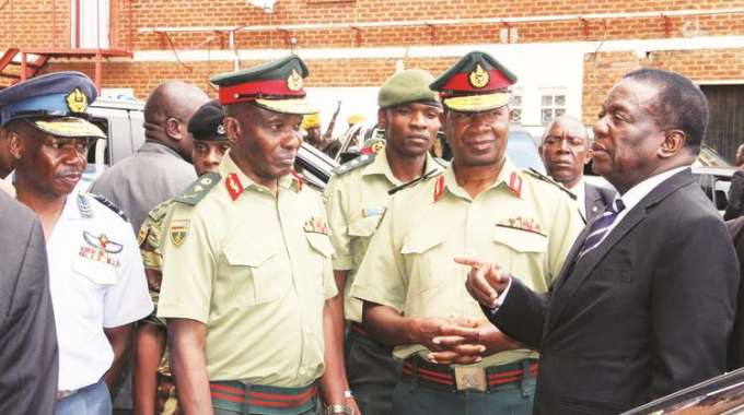 Our land is for Zimbabweans: President