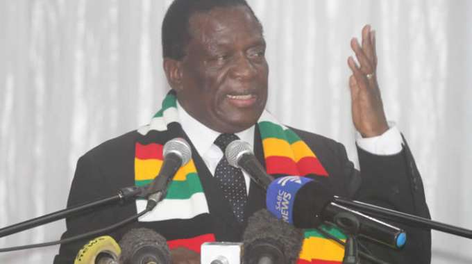Days of sloganeering are over, says President