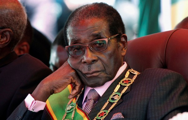 Mugabe yet to move out of official residence