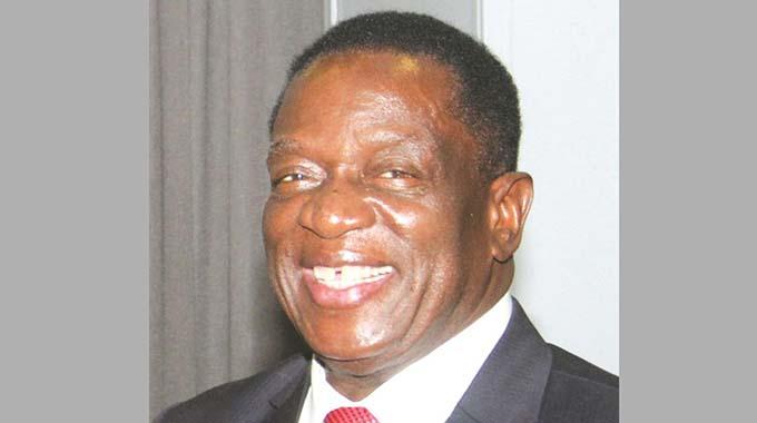 Masvingo to honour President . . . preparatory work starts on ED locomotive bombing siteald