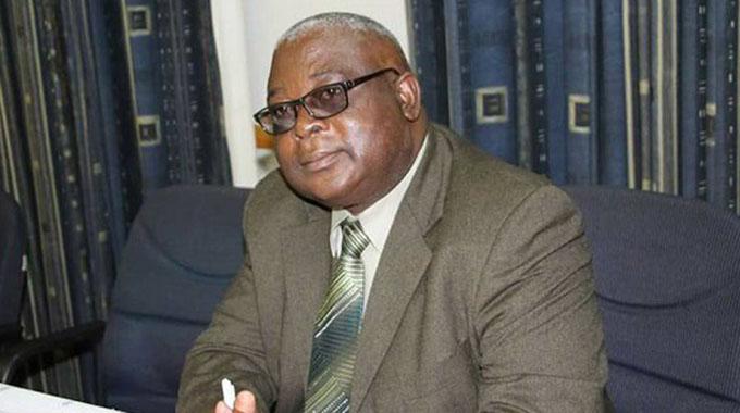 Mudzuri blames party members for Chamisa's rise