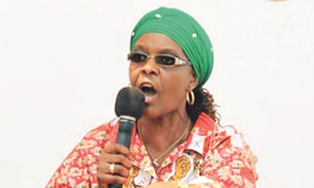 Court date set for Grace Mugabe