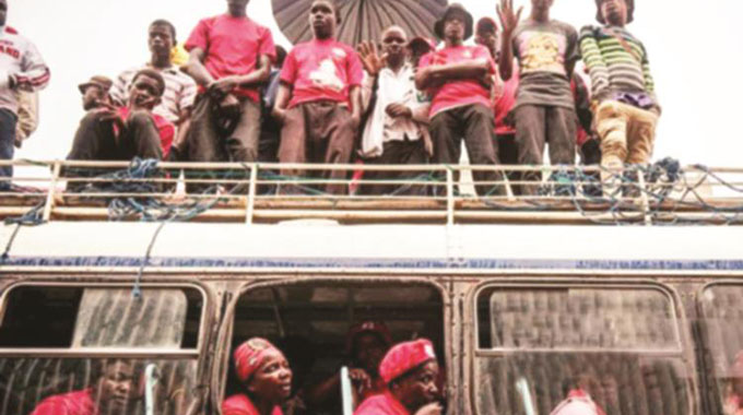 Accidents, robberies expose MDC-T bussing