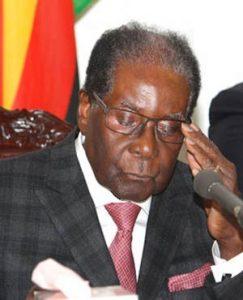Zimbabwe parliament to summon Mugabe over diamond mining