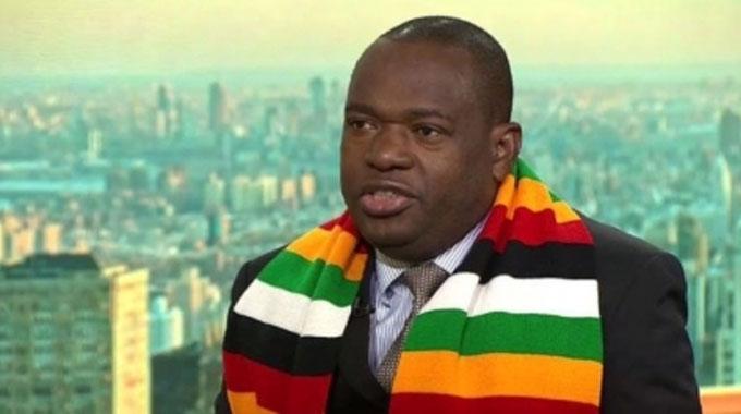 Interest in Zim intensifies: SB Moyo