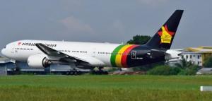 Fight erupts over ZimAirways plane