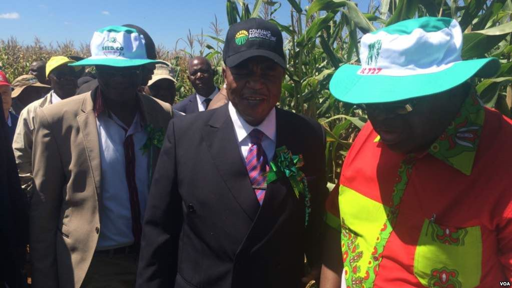 Constantino Chiwenga: Vote for Emmerson Mnangagwa If You Want to Live in Garden of Eden