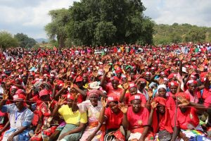 Zim ready to confront ED: MDC