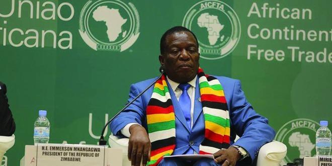 Mnangagwa blows $2,3m on China jaunt