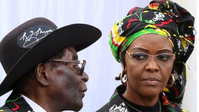 ED govt to seize 'Mugabe's planes'