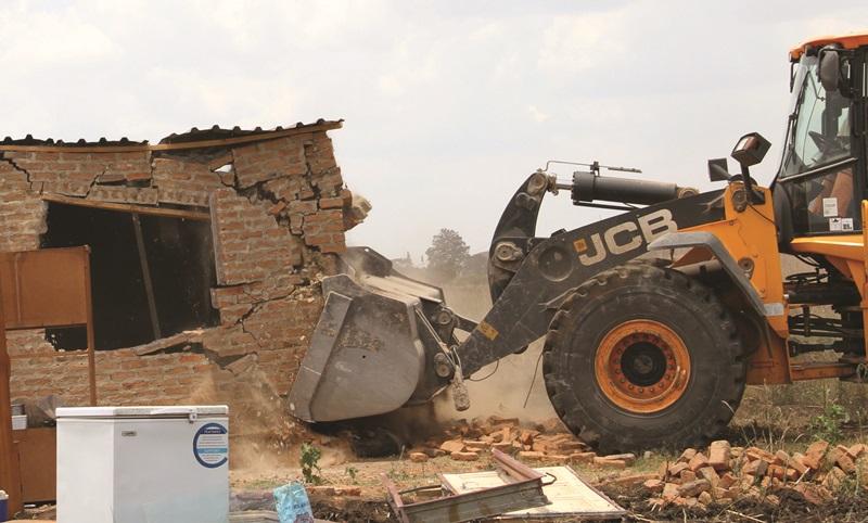 Marondera to demolish illegal settlements