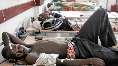 Rising cholera cases trigger fears of 2008