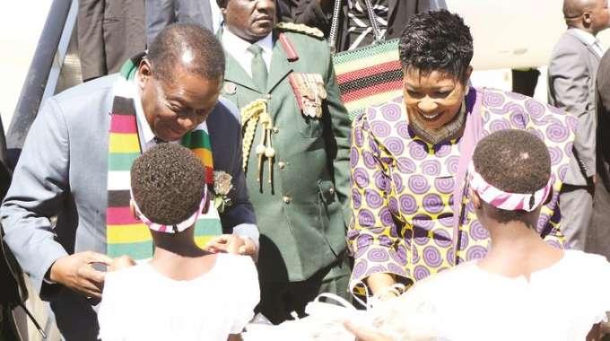 President opens biggest ZITF fair
