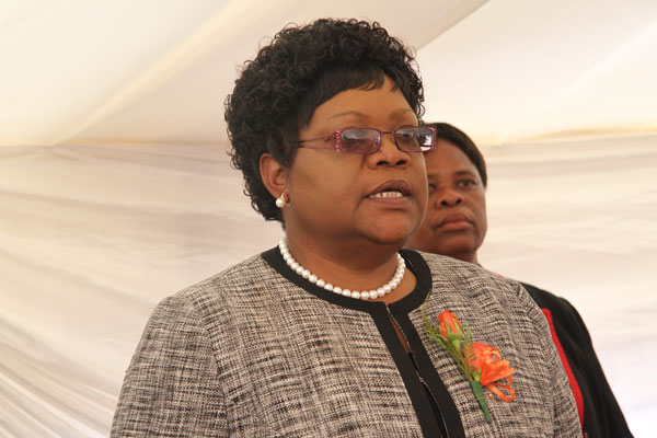 'Mujuru party ready to join hands with MDC-T'