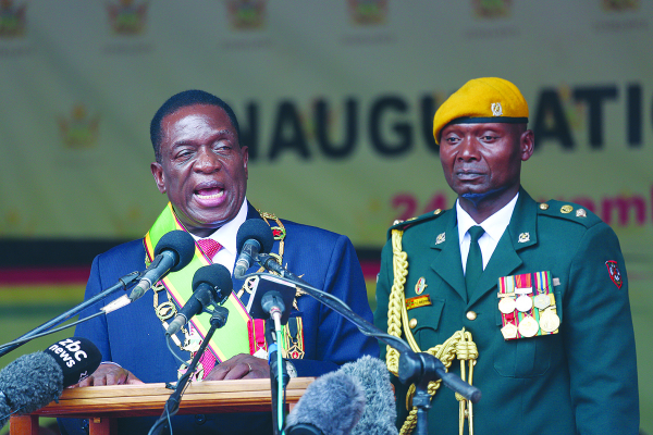 US sets terms to revive Zim business ties