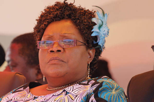 Mujuru makes significant inroads in Mash West
