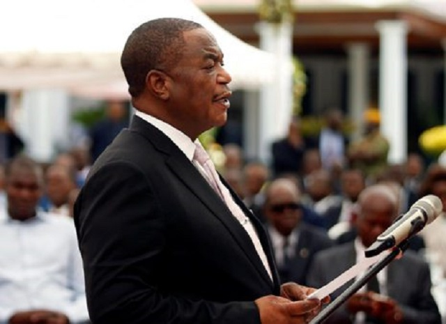 No sacred cows in fight against corruption: VP Chiwenga