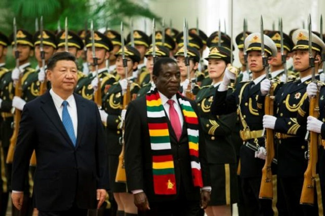 China extends multi-billion dollar package to Zimbabwe