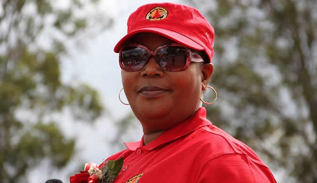 Khupe in car accident