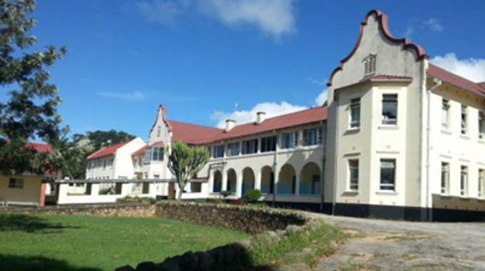 Mutare Hospital in dire need of facelift