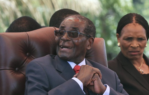 Robert Mugabe's appearance in diamonds inquiry delayed