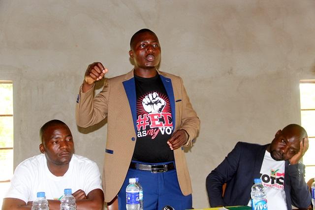 Disciplinary measures to violence perpetrators — Zanu-PF