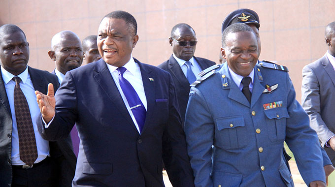 Non-performing parastatals to go: Chiwenga