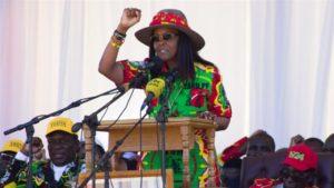 Grace Mugabe's vendetta against her 'snake', Emmerson Mnangagwa
