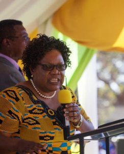 'I'll serve only one term if elected president,' says Joice Mujuru