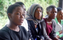 Empowering and restoring dignity to vulnerable girls in refugee camps in Zimbabwe