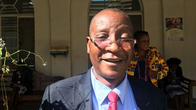 Parly to sit until election eve: Ziyambi