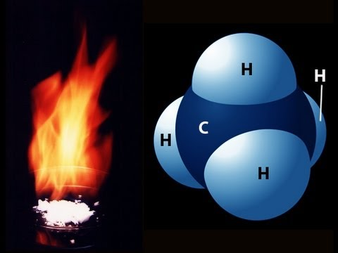 At long last we will use our methane