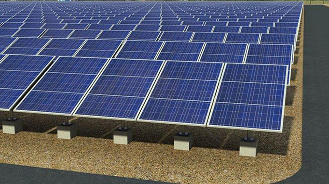 CHiNT to proceed with Gwanda solar