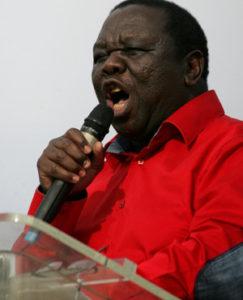 Leadership Problems Weakened Zimbabwe Opposition MDC-T