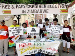 The beating heart of hypocrisy – Zimbabwe Vigil Diary